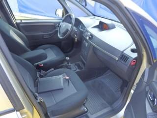 Opel Meriva 1.6 77Kw 1 majitel č.7