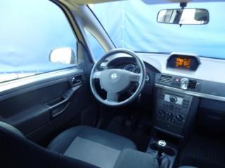 Opel Meriva 1.6 77Kw 1 majitel č.8