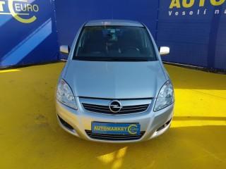 Opel Zafira 1.6i TOVÁRNÍ CNG č.2