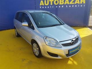 Opel Zafira 1.6i TOVÁRNÍ CNG č.3