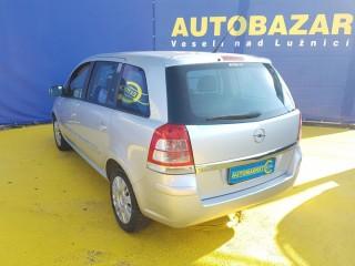Opel Zafira 1.6i TOVÁRNÍ CNG č.4