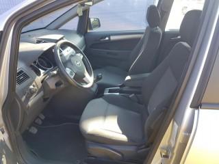 Opel Zafira 1.6i TOVÁRNÍ CNG č.7