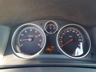 Opel Zafira 1.6i TOVÁRNÍ CNG č.12