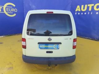 Volkswagen Caddy 1.6i Live, Webasto č.5