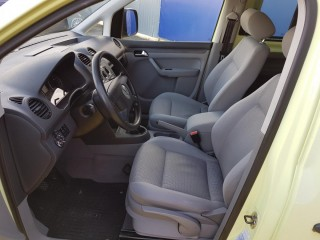 Volkswagen Caddy 1.6i Live, Webasto č.7