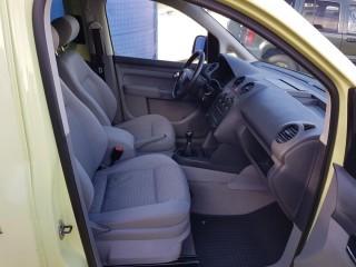 Volkswagen Caddy 1.6i Live, Webasto č.8
