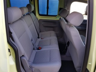 Volkswagen Caddy 1.6i Live, Webasto č.9
