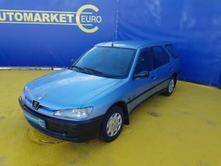 Peugeot 306 1.9 D 50KW č.1