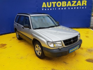 Subaru Forester 2.0i Eko uhrazeno č.3