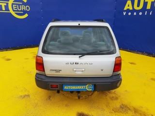 Subaru Forester 2.0i Eko uhrazeno č.5