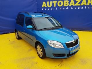 Škoda Roomster 1.4 16V 63Kw,auto klima č.3