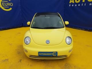 Volkswagen New Beetle 1.9 TDi 66KW Eko Uhrazeno č.2