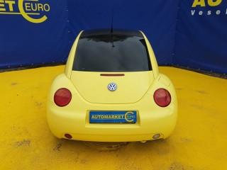 Volkswagen New Beetle 1.9 TDi 66KW Eko Uhrazeno č.5