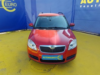 Škoda Fabia 1.2Mpi LPg č.2