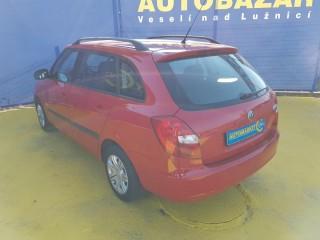 Škoda Fabia 1.2Mpi LPg č.6