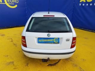 Škoda Fabia 1.4 Mpi č.5