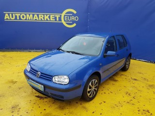 Volkswagen Golf 1.4Mpi eko zaplaceno č.1