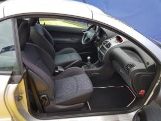 Peugeot 206 1.6i CC č.8
