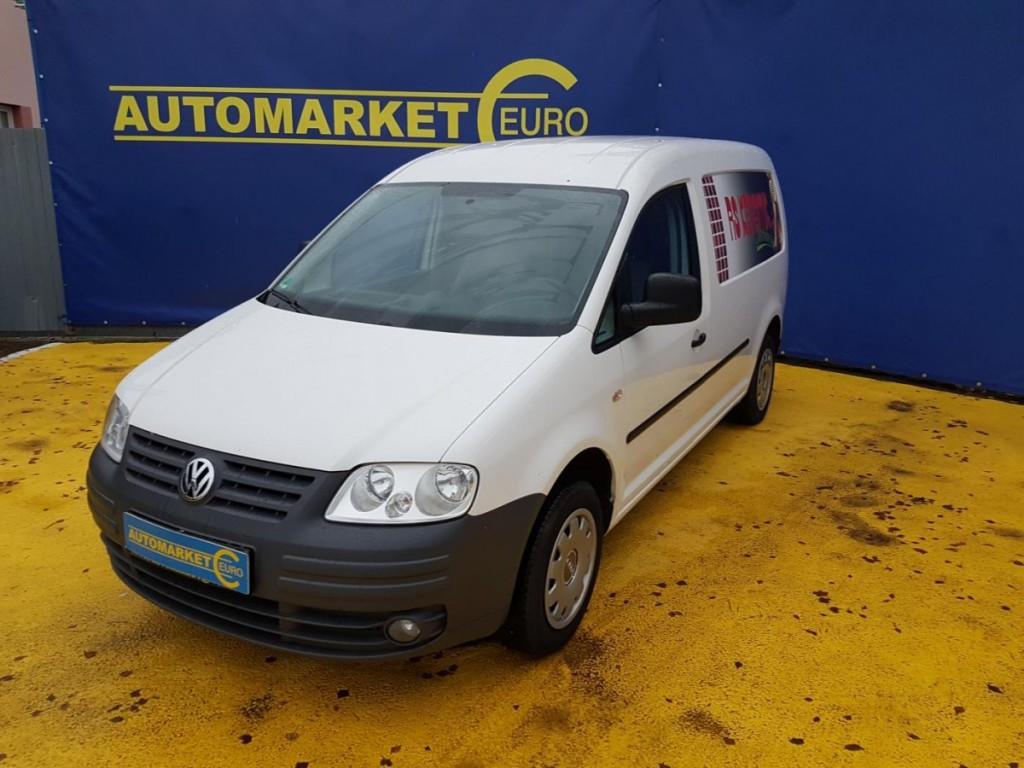 Volkswagen Caddy 1.9 TDi 77KW MAXI