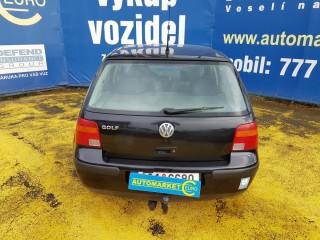 Volkswagen Golf 1.4i č.4