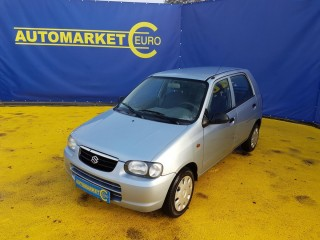 Suzuki Alto 1.1i 46KW č.1