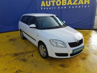 Škoda Fabia 1.4 V 63 Kw 1Maj. SER.KNIHA č.3