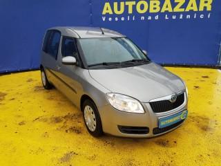 Škoda Roomster 1.2 51Kw 1.Maj,Serv.Kniha č.3