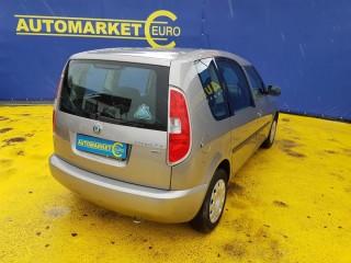 Škoda Roomster 1.2 51Kw 1.Maj,Serv.Kniha č.6