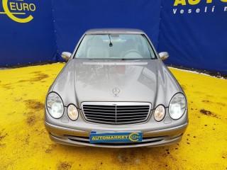 Mercedes-Benz Třídy E 270 CDi AVANTGARDE TOP STAV č.2
