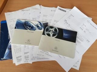 Mercedes-Benz Třídy E 270 CDi AVANTGARDE TOP STAV č.22