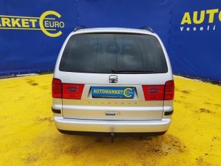 Seat Alhambra 1.9 Tdi 85Kw 125000Km č.5