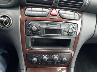 Mercedes-Benz Třídy C 2.2 Cdi č.13