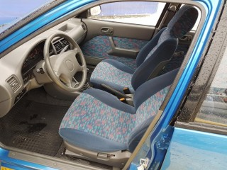 Suzuki Swift 1.3i 63KW 1.Majitel č.7