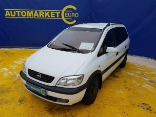 Opel Zafira 2.0 TDI koupeno CZ č.1