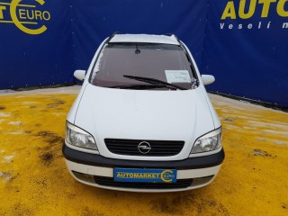 Opel Zafira 2.0 TDI koupeno CZ č.2
