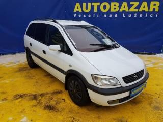 Opel Zafira 2.0 TDI koupeno CZ č.3