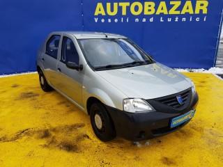 Dacia Logan 1.4 Mpi 1. Maj 63000km č.3