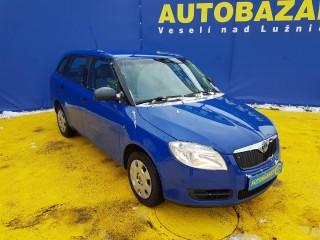 Škoda Fabia 1.4 16V 63 Kw č.3