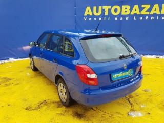 Škoda Fabia 1.4 16V 63 Kw č.4
