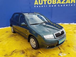 Škoda Fabia 1.4 16V PLNÝ SERVIS č.3