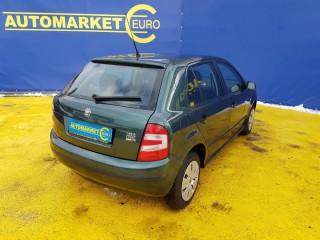 Škoda Fabia 1.4 16V PLNÝ SERVIS č.4