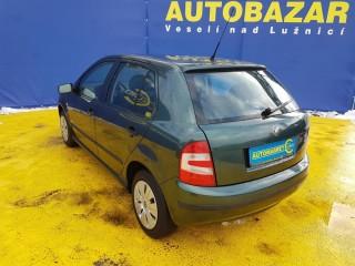 Škoda Fabia 1.4 16V PLNÝ SERVIS č.6