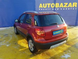 Fiat Sedici 1.6i 79KW 4X4 č.4