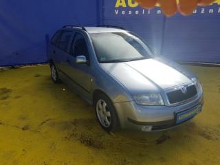 Škoda Fabia 2.0i 85KW 1. Majitelka č.3