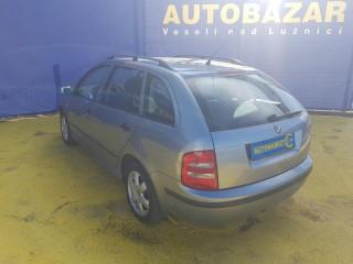 Škoda Fabia 2.0i 85KW 1. Majitelka č.4