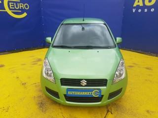 Suzuki Splash 1.0i 1. Majitelka Nové ČR, Klima č.2