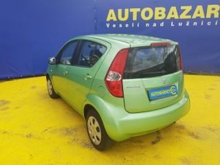 Suzuki Splash 1.0i 1. Majitelka Nové ČR, Klima č.6