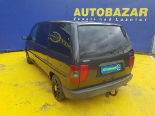 Fiat Ulysse 2.0 JTD Eko Zaplaceno, 7/Míst č.4