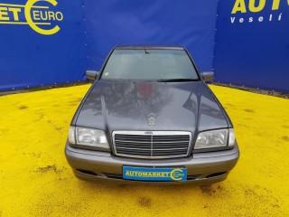 Mercedes-Benz Třídy C 2.5 TD 110KW Elo Uhrazeno č.2