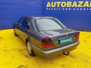 Mercedes-Benz Třídy C 2.5 TD 110KW Elo Uhrazeno č.4